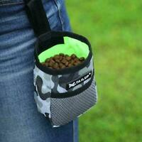 Pet Dog Puppy Obedience Training Bag Feed Bait Snack Pouch Color Bag X9I3