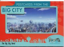 Robots The Movie Postcards From The Big City Chase Card PC-5