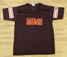 Cleveland Browns Franklin Brown Mesh Jersey Shirt ~ Youth Medium M Boys