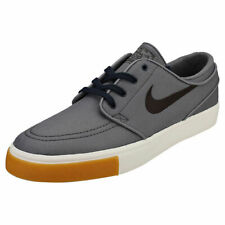NIKE ZOOM STEFAN JANOSKI CNVS Trainers - UK Size 12 (EUR 47.5) Gunsmoke Grey
