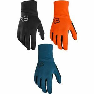 Fox Ranger Fire Gloves FA21 Winter Cold Weather MTB Mountain Bike Trail Enduro