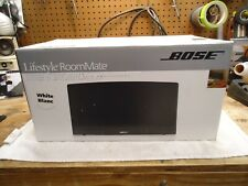 New listing Bose Lifestyle Roommate With Pmc Ii Remote. Lifestyle White/ New In Box!