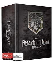 Attack On Titan - Season 3 : Part 1 (Eps 1-12) Limited Edition | Blu-ray+DVD NEW