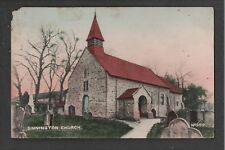Sinnington Church 1900's Brittain & Wright Postcard ~ SPACE FILLER