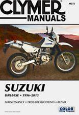 Clymer Repair Service Shop Manual Vintage Suzuki DR650SE 96,97,98,99,00,01,02-13