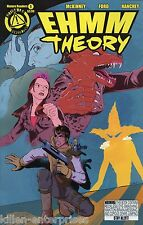 Ehmm Theory Everything In Small Doses #1 Comic Book 2014 Danger Zone Action Lab