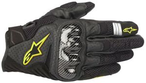 Alpinestars SMX-1 Air V2 Motorcycle Gloves Summer Sport Touring Gloves