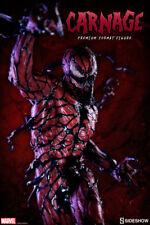 Sideshow Marvel Comics Spider-Man Carnage Premium Format Figure Statue MISB