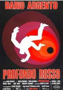 Profondo Rosso DVD MUSTANG ENTERTAINMENT