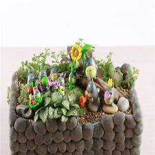 Cute Miniature Totoro Figure Craft Plant Pot Fairy Garden Ornament Decor Toys UP