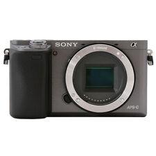 Sony Alpha a6000 Mirrorless 24.3MP Digital Camera Body Graphite