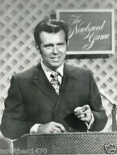 2886 Bob Eubanks 8.5x11 Black / White Glossy Picture Photo NOT 8 X 10