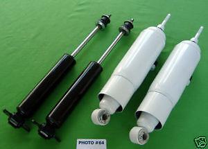 1968-1969 Pontiac Firebird Gabriel Gas Shocks & Rear Air Shocks