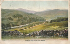 R186427 Cheviot Hills from Skirl Naked. 1918