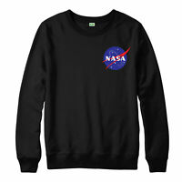 Nasa Jumper, Space Logo Star Astronaut Uprocket Hump Day Adult & Kids Jumper Top
