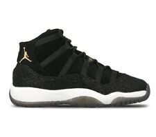 DS Air Jordan 11 XI Retro Prem HC Black Stingray Size 7 White Gold 852625  030 7f27ab94a1f