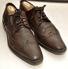 Superb Tommy Hilfiger brouges Shoes size 7  EURO 41 dark brown