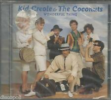 KID CREOLE & THE COCONUTS - Wonderful thing - CD SEALED