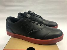 Nike Eric Koston 2 Premium 599658 008 9 Black Red Leather NEW Skateboarding SB