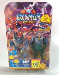 Dark Warlord Rogue Dais Vintage Ronin Warriors Action Figure New 1995 Playmates