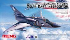 Meng 1/72 F-106A Delta Dart # DS-006
