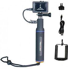 Newmowa 5200 mAh Puissance Poignée pour GoPro Hero 4/3 +/3, appareil photo numérique et