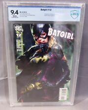 "BATGIRL #12 (Stanley ""Artgerm"" Lau cover, 1st Proxy) CBCS 9.4 DC Comics 2010 cgc"