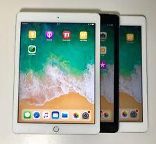 Apple iPad Air 2 -16GB Wi-Fi + 4G (Unlocked), 9.7in - Silver -GOLD UK/EU seller
