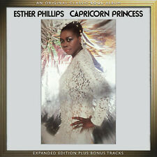 Esther Phillips - Capricorn Princess   new cd