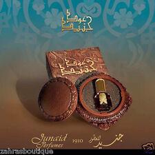 Oud Junaid by Syed Junaid Alam Perfumes 3ml Agarwood Dhen Oud Oudh SJA Sealed