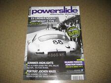Powerslide 13 - Jochen Mass Story, Golf GTI, Volvo P 1800, BMW M1, 90 Jahre Avus