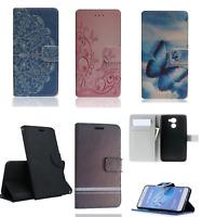Custodia PER Huawei NOVA SMART DIG-L21 / Honor 6C DIG-L01 Cover FLIP LIBRO STAND