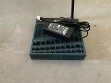 Cisco C819G-4G-GA-K9 - 12 MO WARRANTY