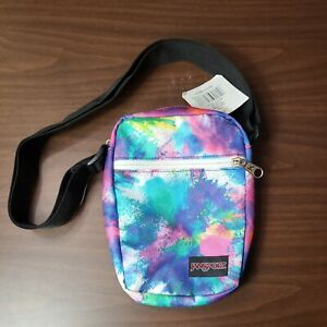 Jansport DYE Bomb weekender 85 cubic inches New with tags. Tye dye