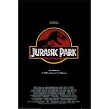 Jurassic Park Poster Key Art 61 X 91 5 Cm