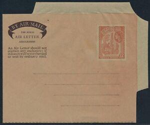 British Guiana QEII 6c Blue (H&G11) & 12c Brown (H&G12) Aerogrammes Fresh Mint