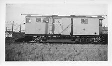 5A942 RP 1940s? TMER&T MILWAUKEE ELECTRIC RAILROAD SNOW PLOW #B-46 WINTER READY