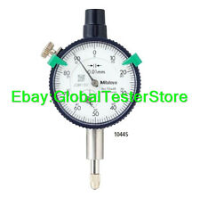 Mitutoyo 1044S Needle Disc Plane Dial Indicator Guage !!Brand New!!