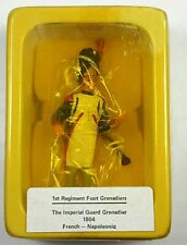 Reeves NFC 15 1ST REGIMENT FOOT GRENADIERS Imperial Grenadier  1804 1/32 (54mm)