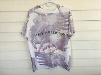 Vintage Original STEVE MILLER BAND ACOUSTIC 1994 Rock Concert T Shirt