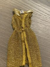 Vintage Barbie TALKING BARBIE #1116 GOLD JACKET Excellent.  1969 MOD