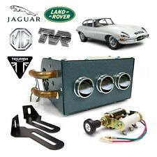 British Import Cars Compact 12V Under Dash Auxiliary Heater Box V8 OHV I4 MGB GT