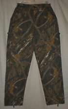 Camouflage Apparel Mossy Oaks Shadow Branch Mens or Boys Hunting Pants Small New