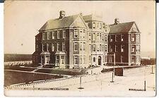 POSTCARD VERY EARLY RP PRINCESS CHRISTIAN WEYMOUTH HOSPITAL PRE 1914 H CUMMING