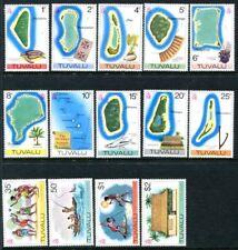 Tuvalu 24-35 , MNH, Marine Life, Fish. s8770