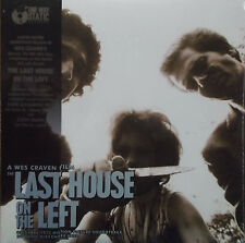 David Hess Last House on the Left LP OST One Way Static Wes Craven Video Nasty
