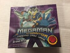 MegaMan Nt Warrior CCG TCG Game 24-count Grand Prix Booster Box