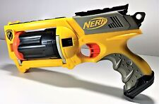 NERF N STRIKE | MAVERICK REV-6 | PISTOL REVOLVER | STOCK TOY GUN BLASTER