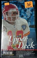 1995 Upper Deck NFL Football Retail Box! 36 TOTAL Packs! FACTORY SEALED! 🔥