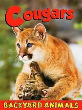 Cougars (Backyard Animals), Tatiana Tomljanovic, Good Book
